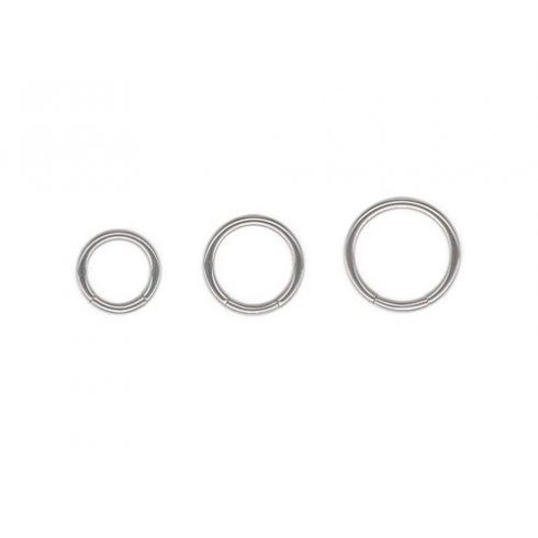 Smooth Segment Ring BCRS