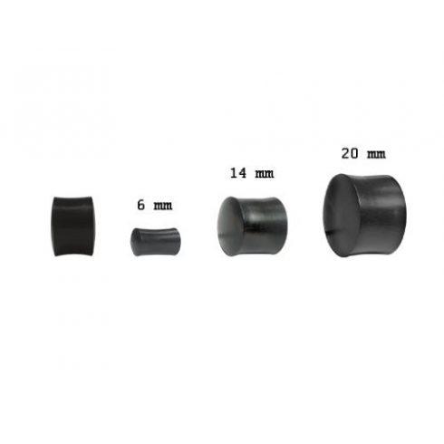 Vasfa fültágító dugó 4 - 10 mm-ig - plug  OIWPL-S