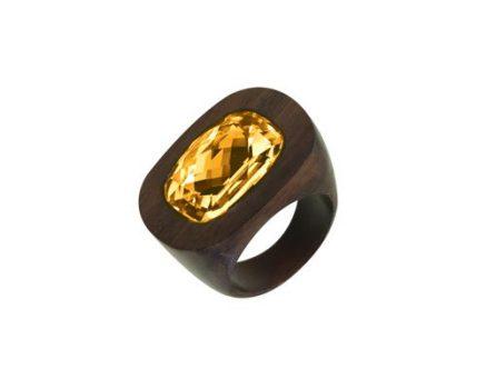 Swarovski kristályos fagyűrű OWORI-05TO