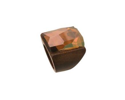 Swarovski kristályos sono fagyűrű OWORI-06COP