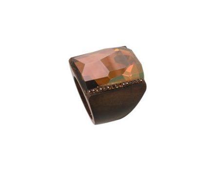 Swarovski kristályos fagyűrű OWORI-07COP