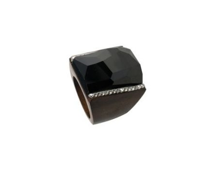 Fagyűrű Swarovski kristályokkal OWORI-07JE
