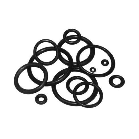 Gumigyűrű - fültágító, hamis tágító alkatrésze R-RING