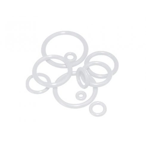 Szilikongumi-gyűrű - áttetsző S-RING