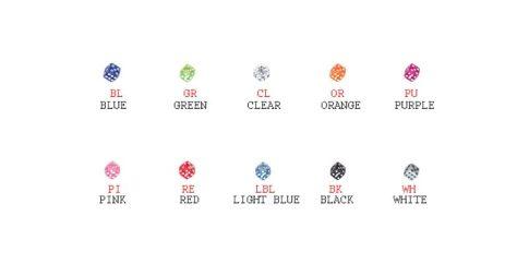 UV akril dobókockák UV-DiceN